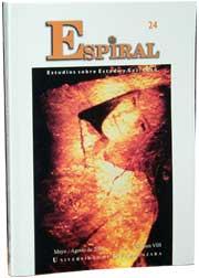Ver Vol. 8 Núm. 24: Espiral 24 (mayo-agosto 2002)
