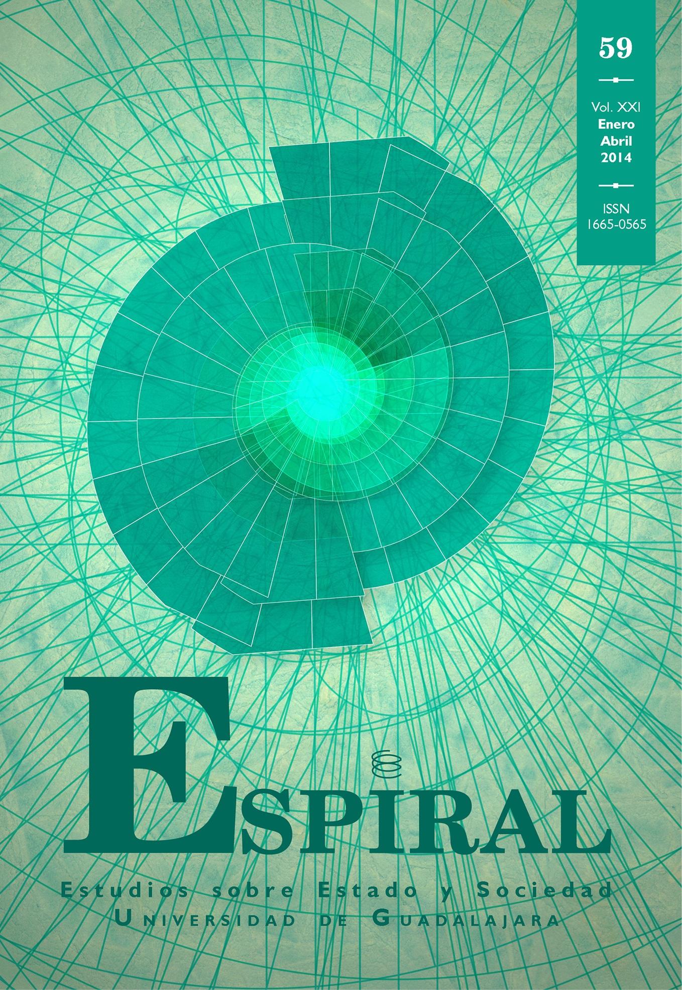 Ver Vol. 21 Núm. 59: Espiral 59 (enero-abril 2014)