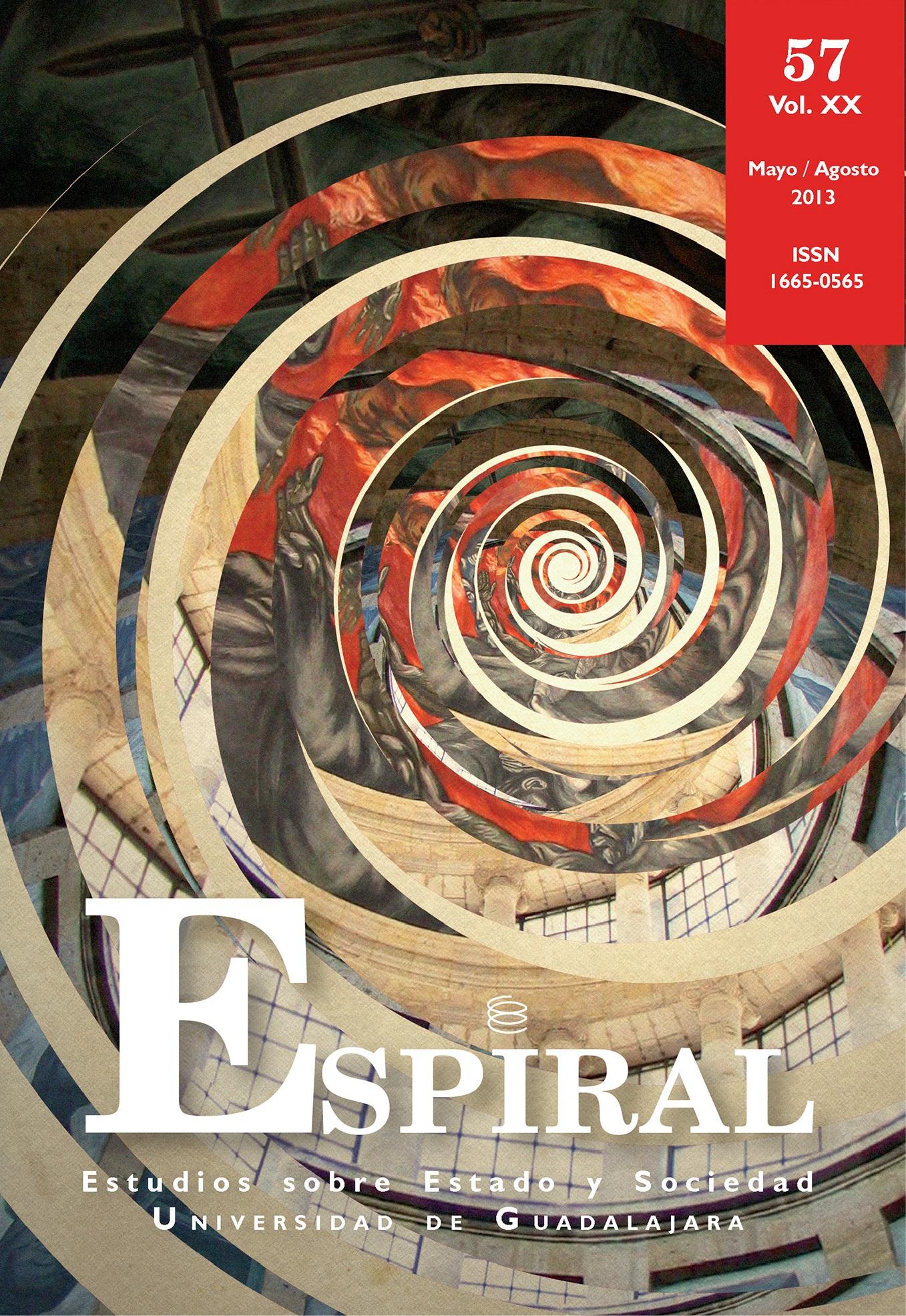 Ver Vol. 20 Núm. 57: Espiral 57 (mayo-agosto 2013)