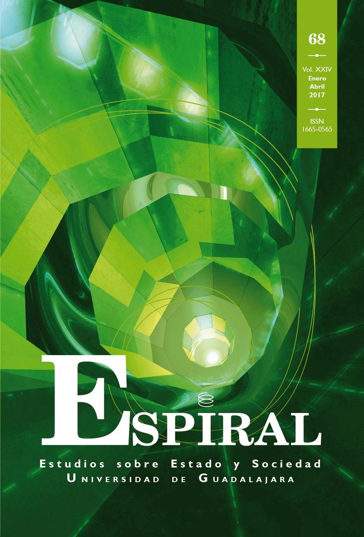 Ver Vol. 24 Núm. 68: Espiral 68 (enero-abril 2017)